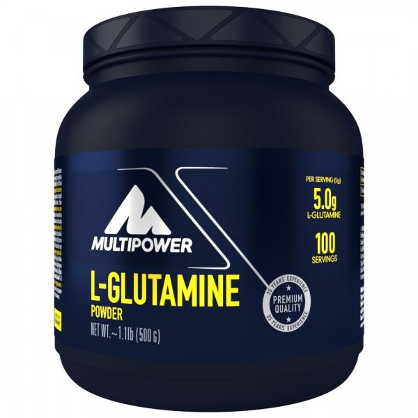 L-Glutamine Powder – 500g Neutral