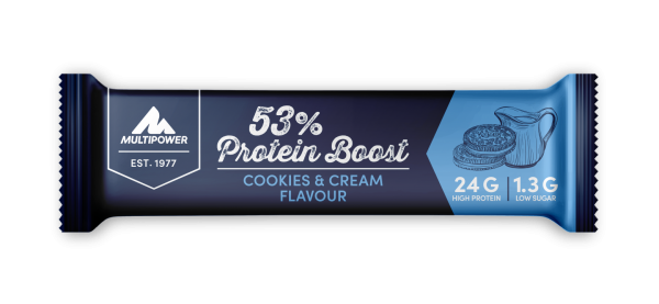 53% Protein Boost