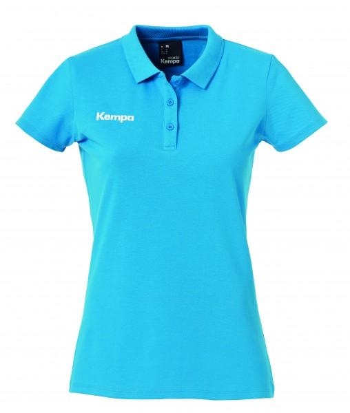 Poly Polo Shirt Women