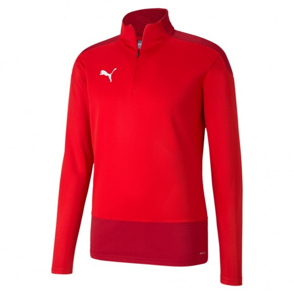 teamGOAL 23 Training 1/4 Zip Top Kinder