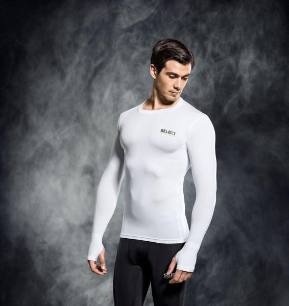 Kompressions-Shirt Langarm
