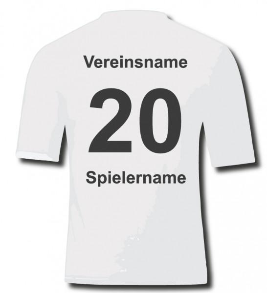 Vereinsname & Nummer & Name