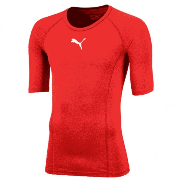 LIGA BaseLayer TEE Shortsleeve Kinder