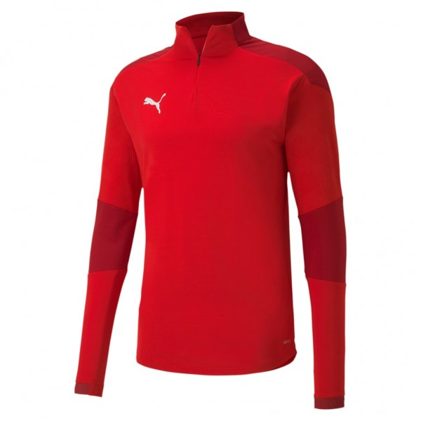 teamFinal 21 Traning 1/4 Zip Top